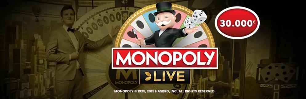 Monopoly Live Oyunu